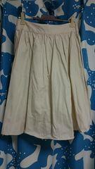 (サイズ2、M)リップスターの膝丈スカート