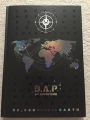B.A.P 2nd adventure 30.000 miles on EARTH��DVD+�ʐ^�W��