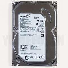 最安送料216円 中古 Seagate 3.5インチ HDD SATA 500GB デスクトップ用