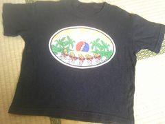 ◆ヒスミニ◆Tシャツ◆110CM◆ブラック◆