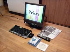 Win7 Prius One AW33S1S  �n�f�W Wi-Fi �t���i����