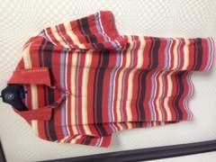 パーリーゲイツ半袖ポロシャツ4