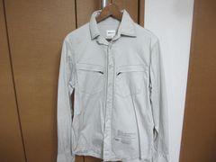 GASの長袖シャツ