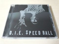 D.I.E. CD「SPEED BALL」(GLAY TAKURO HISASHI TERU参加)●