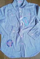 新品訳あり★ベティーズブルー(BETTY'S BLUE) 長袖シャツ