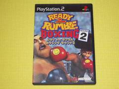 READY 2 RUMBLE BOXING ROUND 2★箱説付