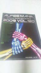 ��̨� ALFEE MANIA ��� 2009�N�t 120��