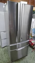東芝 10年式 GR-C56R 556L 5ドア 冷蔵庫