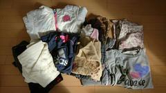 中古:女の子の服130〜160☆15枚