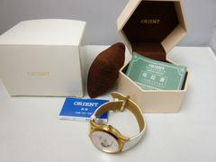 オリエント ORIENT 自動巻き レディース腕時計 WV0061DB