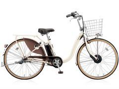 ブリジストン 電動アシスト自転車 電動自転車 フロンティアロイヤル 新型 未使用