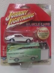 ☆ジョニーライトニング/(1970 ビュイック GSX)/♪缶ケース付♪