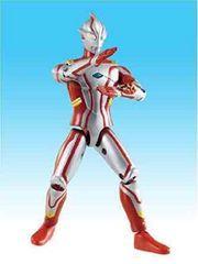 バンダイ2006 ウルトラマンメビウス アクションヒーローシリーズ
