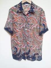 大きいサイズ レリアン 半袖シャツ・11