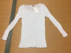 新品☆バナーバレット☆カットソー☆白☆38☆12000円