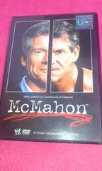 WWE マクマホン二枚組DVD(世界最大プロレス団体会長ドキュメンタリー)アメトーーク芸人