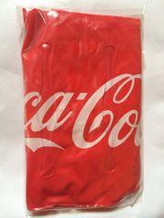赤 ビーチクーラー コカ・コーラ COCA-COLA 非売品