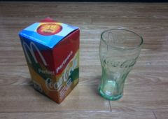 2010FIFA World Cup Coke Glass McDonald's limited Edition!