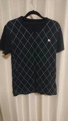 バーバリーブラックレーベルTシャツ メンズ