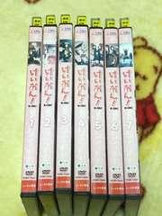 【DVD】けいおん! 1巻〜7巻【レンタル落ち】
