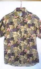 TK タケオキクチ和柄 半袖シャツ 新同 送料込み