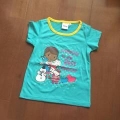 3-4/95cm 公式ディズニー ドックはおもちゃドクター Tシャツ