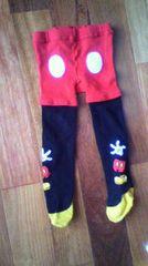 ベビー用品ミッキーミッキーマウスタイツ可愛い多数出品中ディズニー