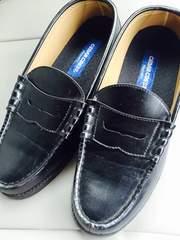 数回使用美品★洗える学生靴★26.5cm