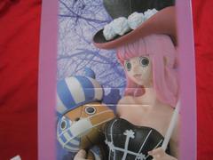 限定ワンピース ペローナ プレミアムフィギュア 非売品 未開封 グランドラインレディ