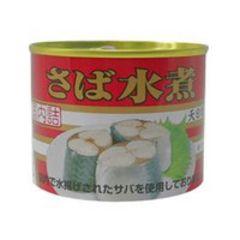 極洋 さば水煮 缶詰 EO6号 190g  48缶