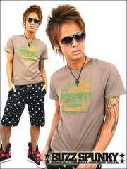 BUZZSPUNKY(バズスパンキー)オーガニックSURF Tシャツ/M