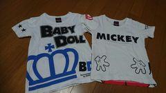 BABY DOLL T�V���c�Z�b�g100cm