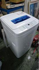 ハイアール 14年式 JW-K42H 4.2kg 洗い簡易乾燥機能付き洗濯機