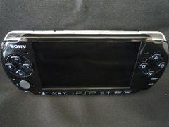 ��PSP�{�� PSP-3000PB �s�A�m�u���b�N ���{�́E�o�b�e���[�̂�