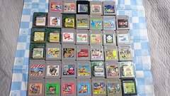 ゲームボーイ用カセット 40本セット
