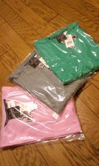 FARSCAPE半袖Tシャツ3枚セット緑ピンクグレー2XL XXL�A�Dまとめ売り