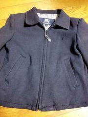 正規品BURBERRYバーバリー ジャケット コート ブラック 120A