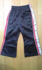 未使用品黒のズボン(80�a)