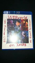 UVERworld ライブBD「2011premium LIVE on Xmas at 日本武道館」