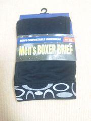 新品即決 MENS COMFORTABLE underwear ボクサー 送料込み