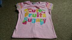 美品!ピンクの半袖T シャツ