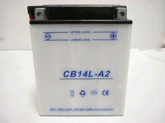 ◎バイク新品バッテリー14L-A2 CBX1000 CB750K [RC01] CB1100R