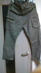 未使用〜ブラウン色パンツ