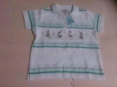 100-110 新品 ポロシャツ KOBE LAUREL