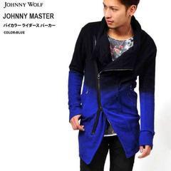 JOHNNY WOLF  JOHNNY MASTER ジョニーマスター ブルー