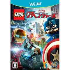 WiiU》LEGO マーベル アベンジャーズ [176000124]