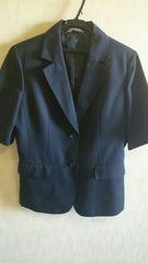 スーツ 夏用 半袖