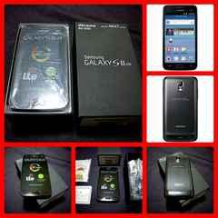 【新品未使用】docomo GALAXY S II LTE SC-03D/Dark Gray/判定○
