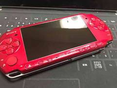 PSP-3000 ラディアントレッド