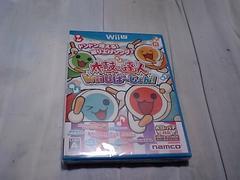 【新品Wii U】太鼓の達人Wii U ばーじょん